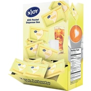 N'Joy® Yellow - Sucralose Zero Calorie Sweetener Packets, 1g, 400/Bx