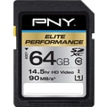 PNY Professional X 64GB SD (SDXC) Class 10 Flash Memory Card