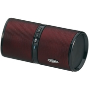 Jensen Portable Bluetooth Speaker SMPS-622, Red