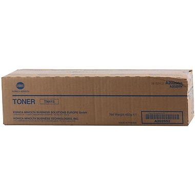 Konica Minolta TN-415 Black Toner Cartridge (A202032)