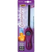 BIC® Luminere Candle/Utility Lighter, Purple