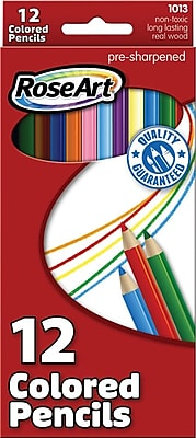 RoseArt Colored Pencils 12 Pack