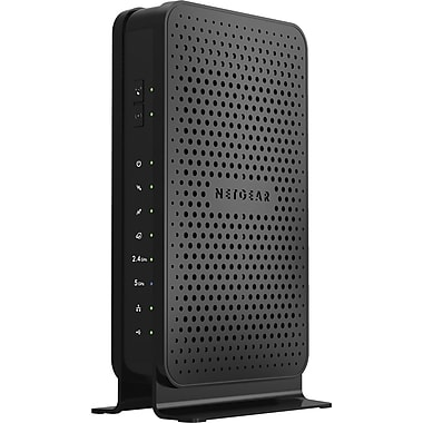 NETGEAR N600 DOCSIS 3.0 Wi-Fi Cable Modem Router (C3700-100NAS)
