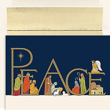 Great Papers® Peaceful Night Holiday Cards & Envelopes