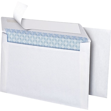 Simply QuickStrip Security Tint #6 3/4 Envelope, 3 5/8