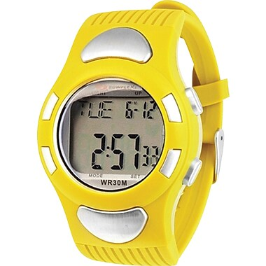 Bowflex EZ Pro Heart Rate Monitor Watch, Yellow
