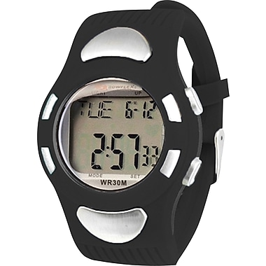 Bowflex EZ Pro Strapless Heart Rate Monitor Watch, Black