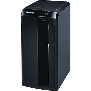 Fellowes 500C Automax 500-Sheet Cross-cut Shredder