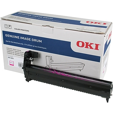 Okidata C822/ C831 Magenta Imaging Drum Unit (44844414)