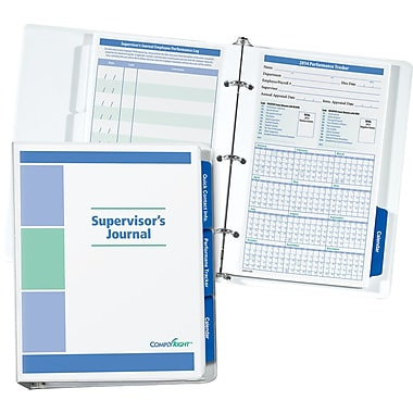 ComplyRight 2014 Supervisor's Journal