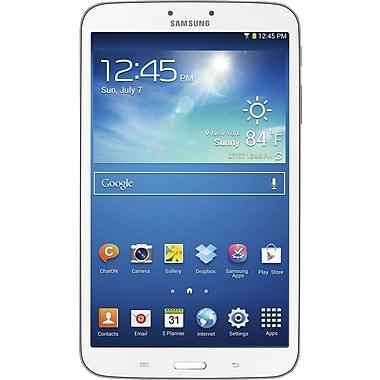 Samsung Galaxy Tab 3 8.0in., Refurbished, White