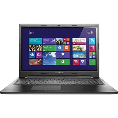Lenovo® G510s 15.6in. Touchscreen Notebook, Intel Core i3-4000M 2.4 GHz, Black Textured