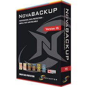 NovaBACKUP Server v15 with Support for Windows (1-User) [Download]