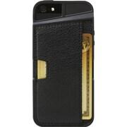 CM4 Q Card Case for Iphone 5, Black