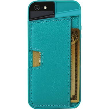 CM4 Q CARD CASE FOR IPHONE 5, Green