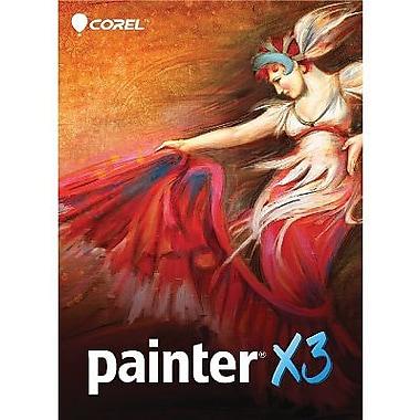 Corel Painter X3 pour Windows/Mac (1 utilisateur) [Téléchargement]