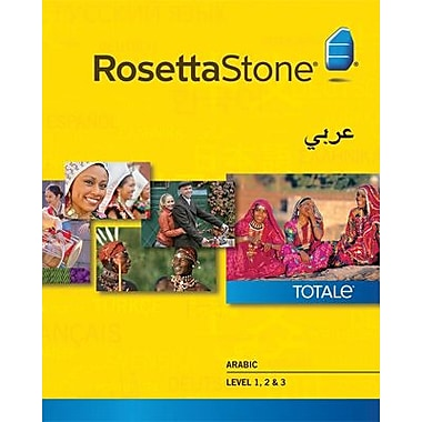 Rosetta Stone Arabic Level 1-3 Set for Windows (1-2 Users) [Download]