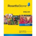 Rosetta Stone English (British) Level 1-5 Set for Mac (1-2 Users) [Download]