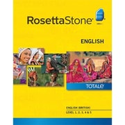 Rosetta Stone English (British) Level 1-5 Set for Windows (1-2 Users) [Download]