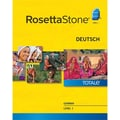 Rosetta Stone German Level 1 for Windows (1-2 Users) [Download]