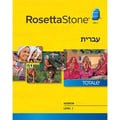 Rosetta Stone Hebrew Level 1 for Windows (1-2 Users) [Download]