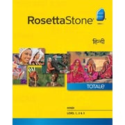 Rosetta Stone Hindi Level 1-3 Set for Windows (1-2 Users) [Download]