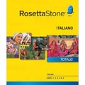 Rosetta Stone Italian Level 1-5 Set for Windows (1-2 Users) [Download]