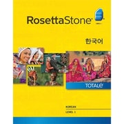 Rosetta Stone Korean Level 1 for Windows (1-2 Users) [Download]