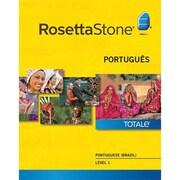 Rosetta Stone Portuguese Brazil Level 1 for Windows (1-2 Users) [Download]