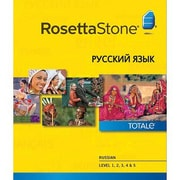Rosetta Stone Russian Level 1-5 Set for Mac (1-2 Users) [Download]