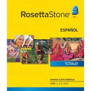 Rosetta Stone Spanish (Latin America) Level 1-5 Set for Windows (1-2 Users) [Download]