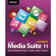 CyberLink Media Suite 11 Ultimate for Windows (1 User) [Download]