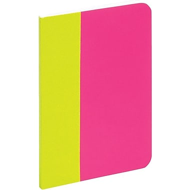 Poppin Snowcone Medium Thin Notebook