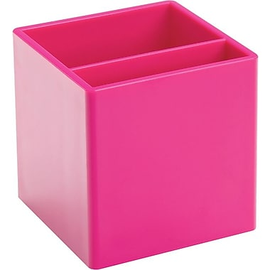 Poppin Pen Cup, Pink, (100262)