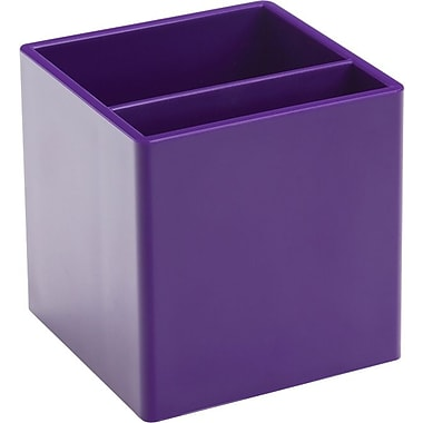 Poppin Purple Pen Cup