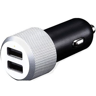Just Mobile CC168 Highway Max Car Charger 2x 2 AMP Ports