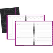 2014/2015 AT-A-GLANCE® Neoprene Weekly/Monthly Planner, 6 5/8 x 8 3/4