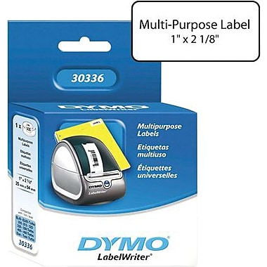 DYMO® LabelWriter Multipurpose Labels, 1