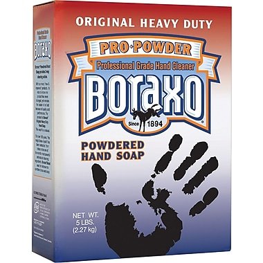Boraxo® Powdered Original Hand Soap, 5 lb.