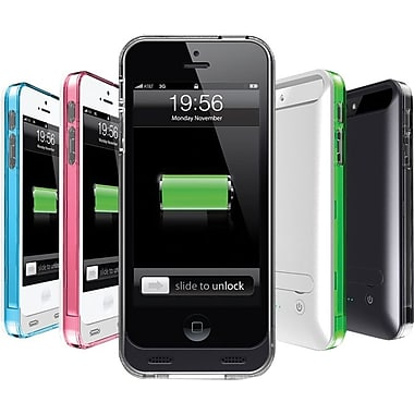 MOTA® Extended Battery Cases For iPhone 5/5S (Apple MFi Certified)