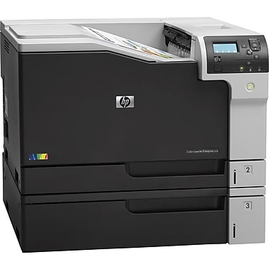 HP Color LaserJet Enterprise M750n Color Laser Printer