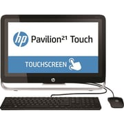 "HP 21-H010 21.5"" All-in-One Touchscreen Desktop PC"