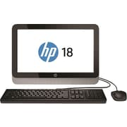 "HP 18-5010 18.5"" All-in-One Desktop"
