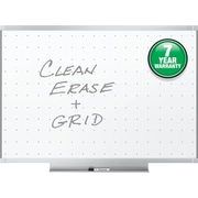 Quartet Prestige, 8'W x 4'H, Total Erase Whiteboard with Aluminum Frame (TE548AP2)