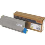 Okidata Yellow Toner Cartridge (45396209)