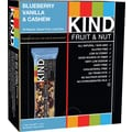 KIND Blueberry Vanilla & Cashew Bar, 1.4 oz., 12 Bars/Bx