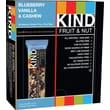KIND® Blueberry Vanilla & Cashew Bar, 1.4 oz., 12 Bars/Bx