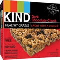 KIND Healthy Grains Dark Chocolate Chunk Granola Bar, 1.2 oz., 12 Bars/Box