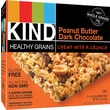 KIND Healthy Grains Peanut Butter Dark Chocolate Granola Bar, 1.2 oz., 12 Bars/Box
