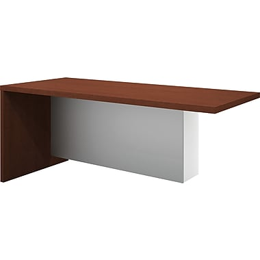 Bestar Pro-Linea Return, Cognac Cherry